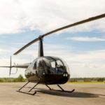 Арендовать вертолет Robinson R44