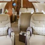 Арендовать самолет Gulfstream V / 550
