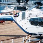 Арендовать вертолет H135